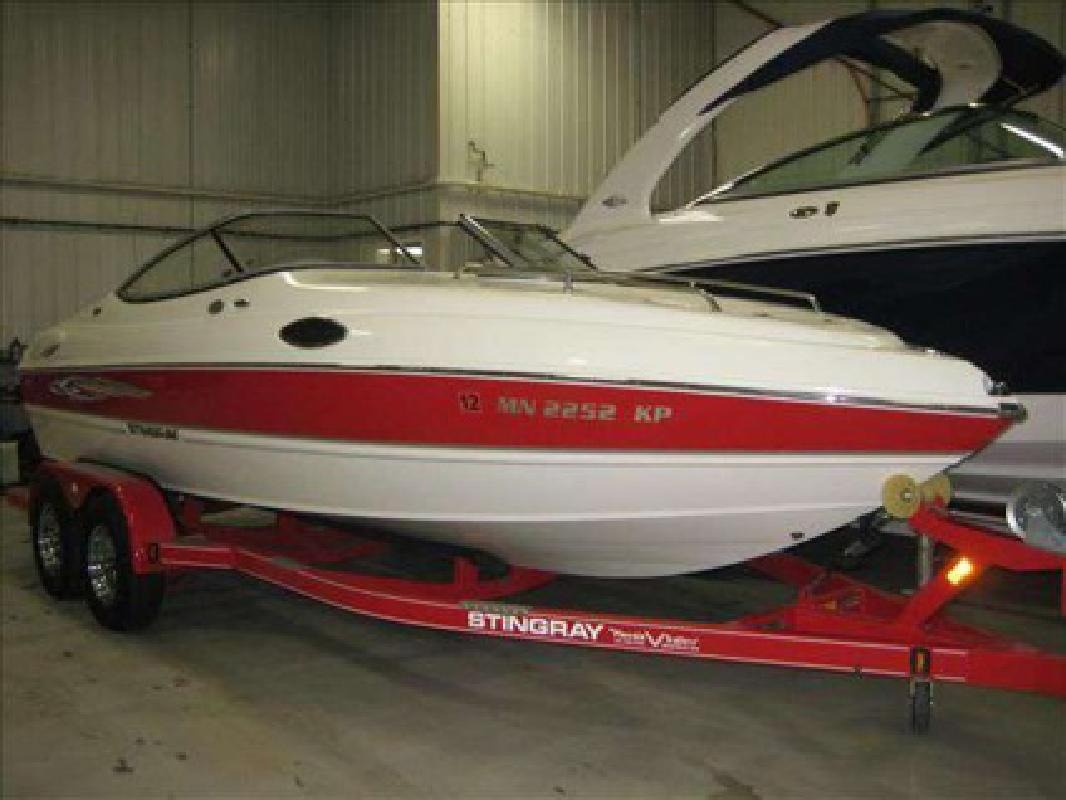 $26,995 2010 Stingray 205 CX