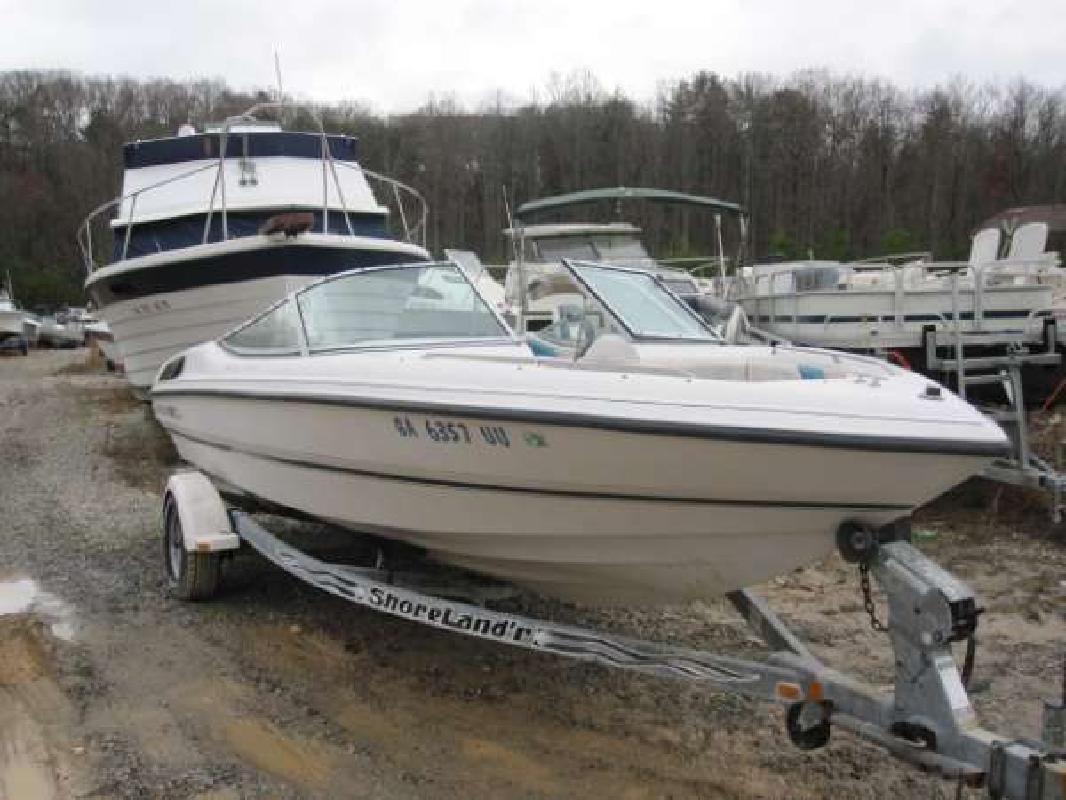 1994 20 chaparral boats 205 sl ltd for sale in dawsonville georgia