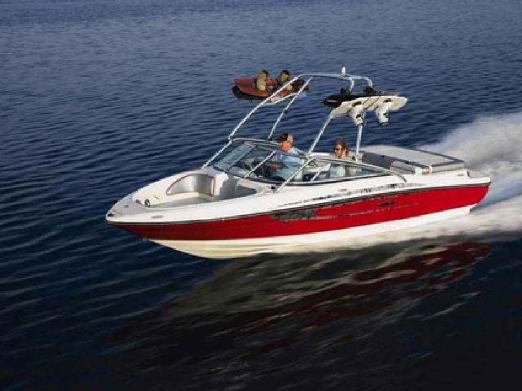 $43,455 2010 Sea Ray 205 Sport