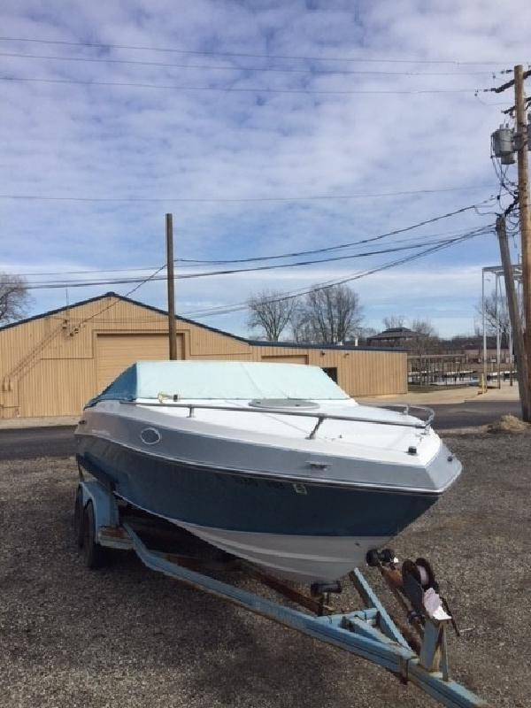 1989 Four Winns Boats 205SUNDOWNER Antioch IL
