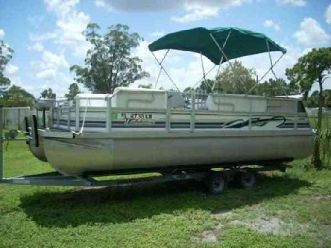 $6,900 1999 Dolphin 206
