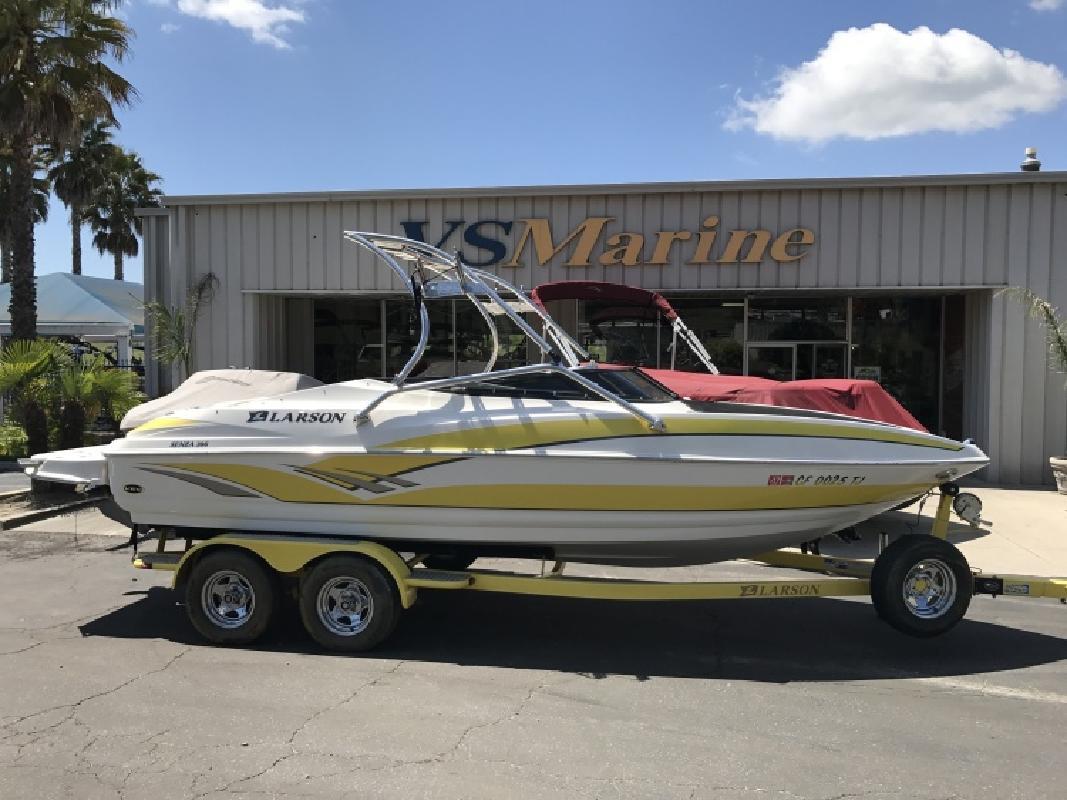 2006 Larson Boats SENZA 206 Atascadero CA