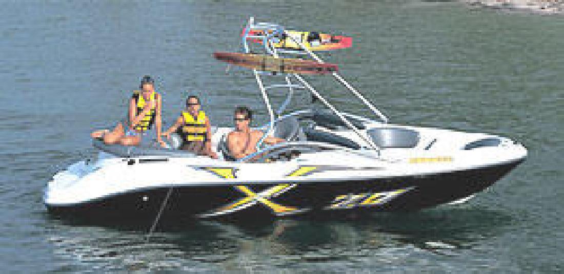 2002 SEA-DOO X - 20 Anaheim CA