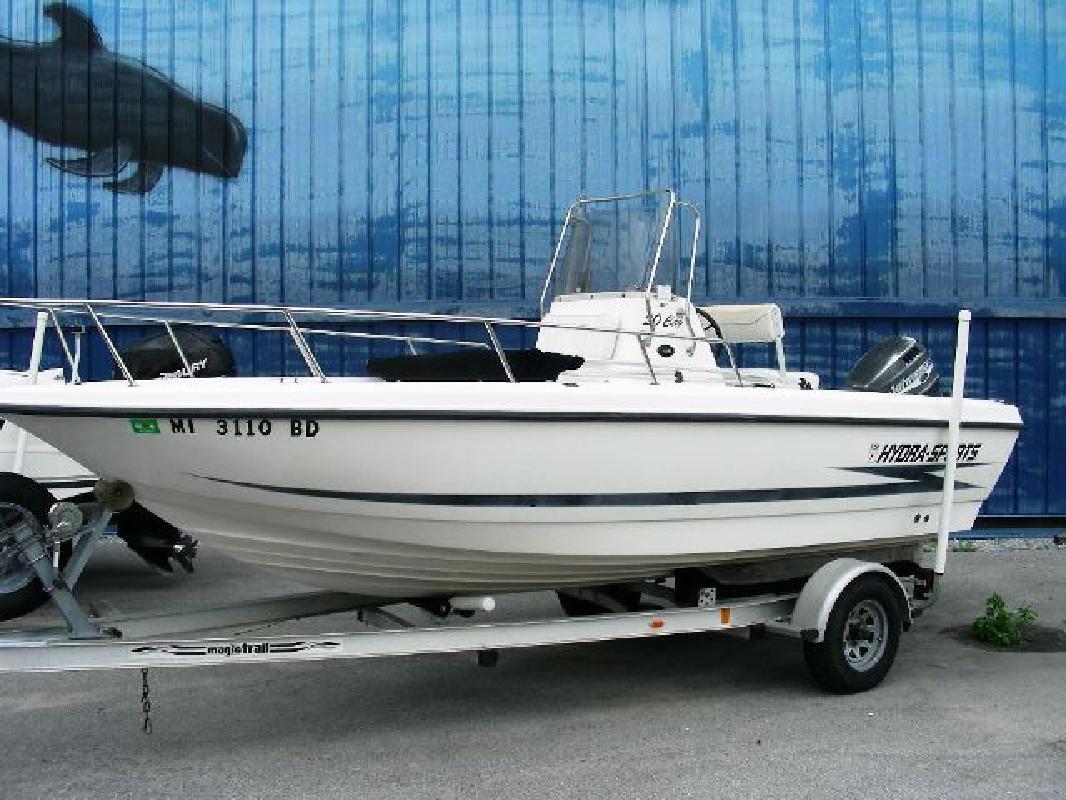 1999 20 Hydra Sports 20 Bay For Sale In Destin Florida