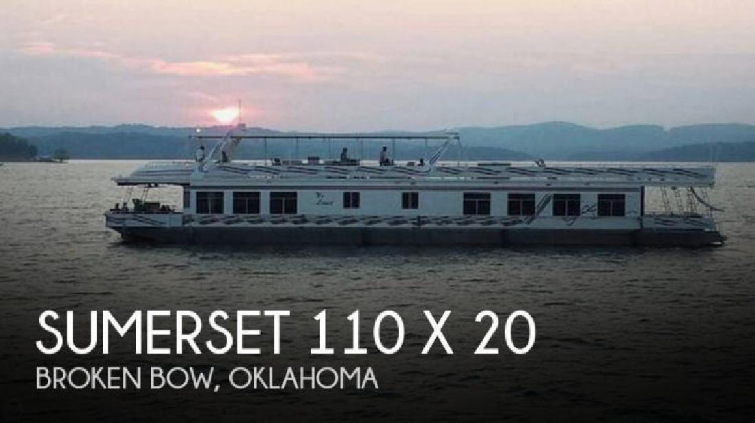 2004 Sumerset Houseboats 110 x 20 Broken Bow OK