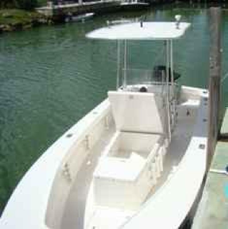 2001 20' Sea Craft 20 Master Angler
