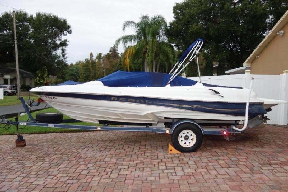 2001 - Regal Boats - 2100 LSR in Tampa, FL