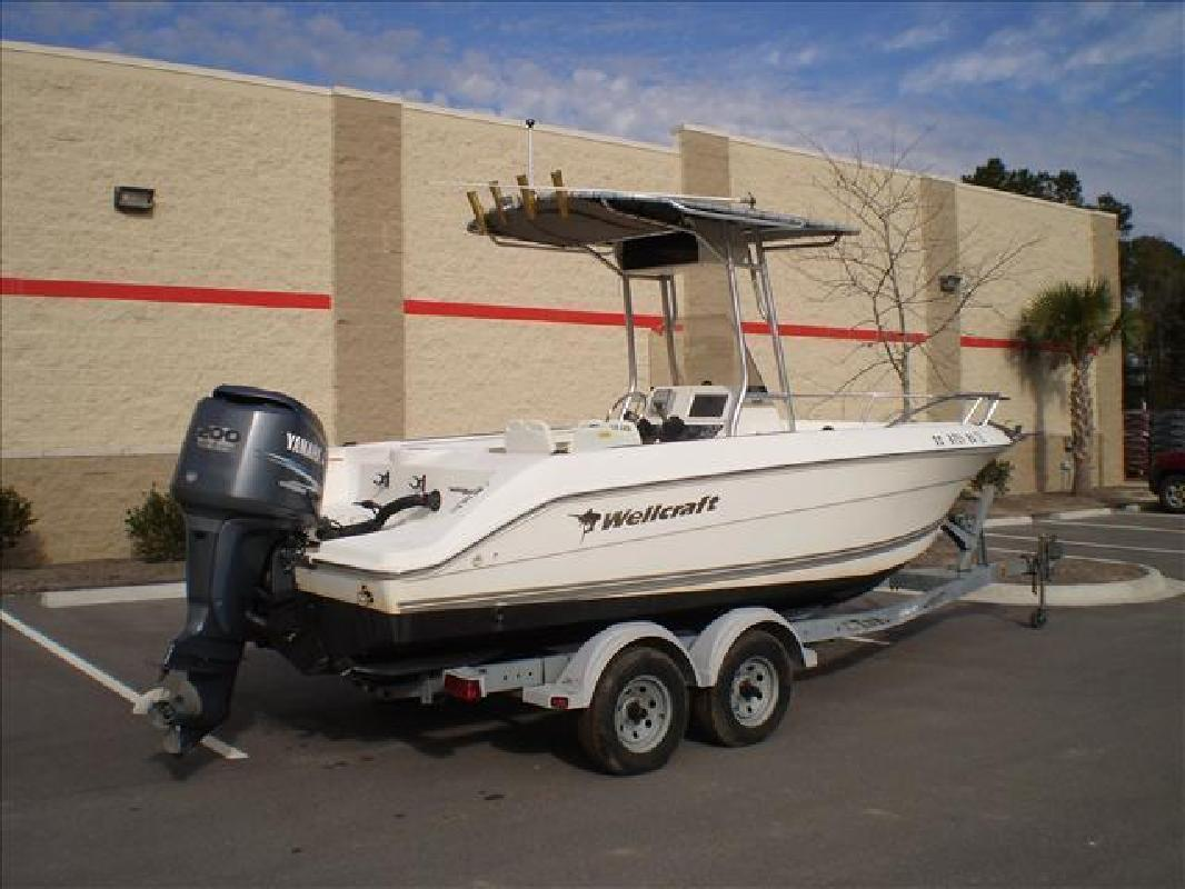 2004 Wellcraft Marine CC 210 Bluffton SC