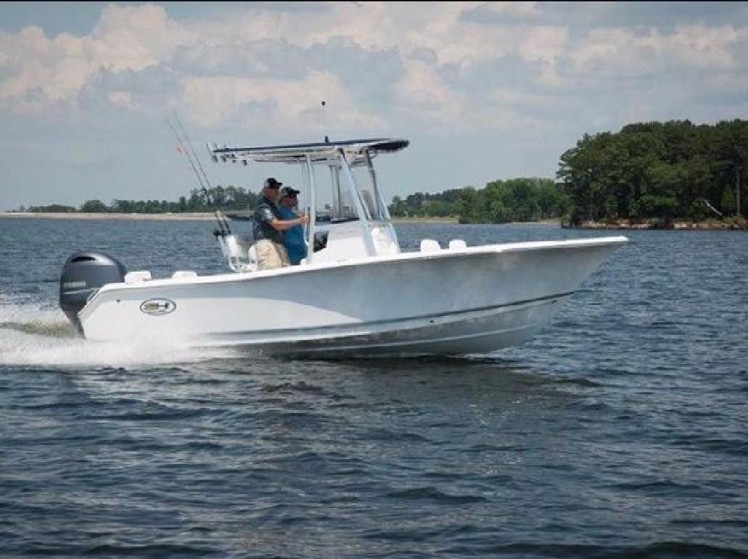 2017 Sea Hunt Triton 210 Houston TX