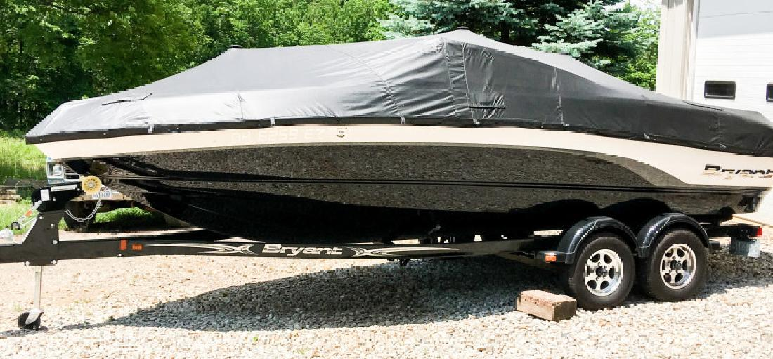 2012 - Bryant Boats - 210 in Rootstown, OH