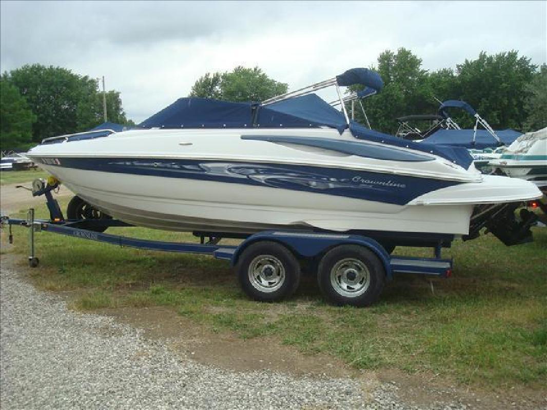 2008 Crownline Boats Bowrider 210 LS Syracuse IN