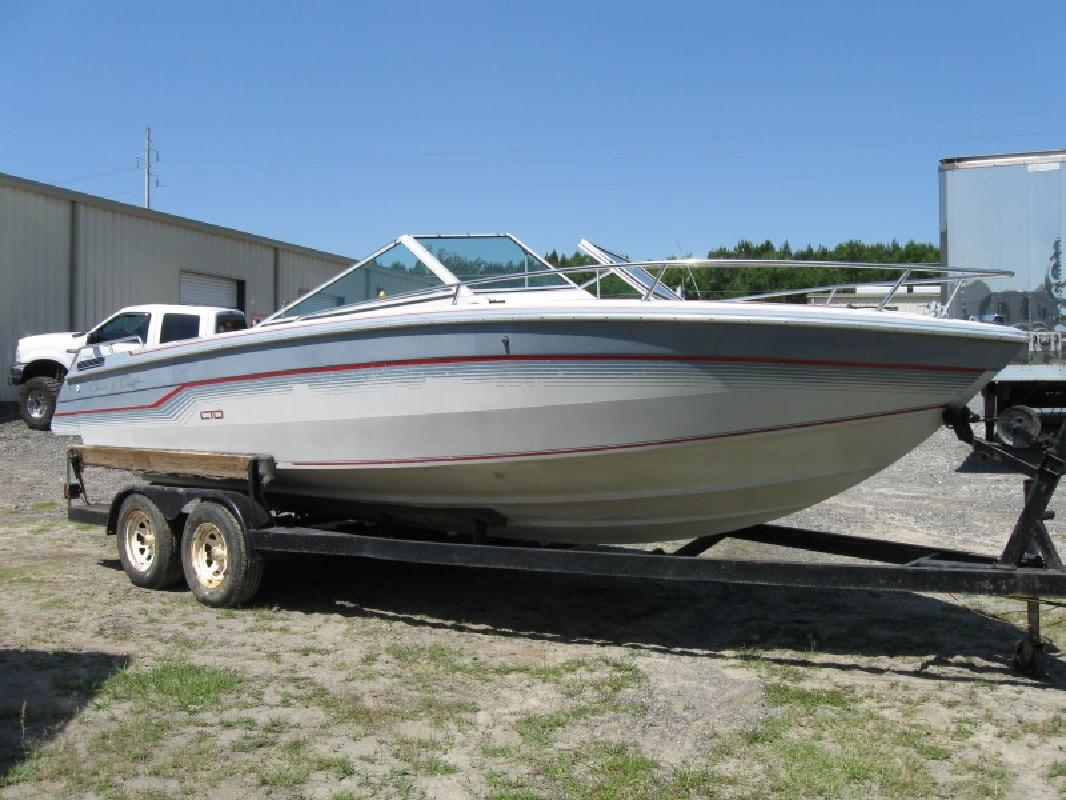 1986 21' Chris-Craft 210 Scorpion for sale in Adel, Georgia | All