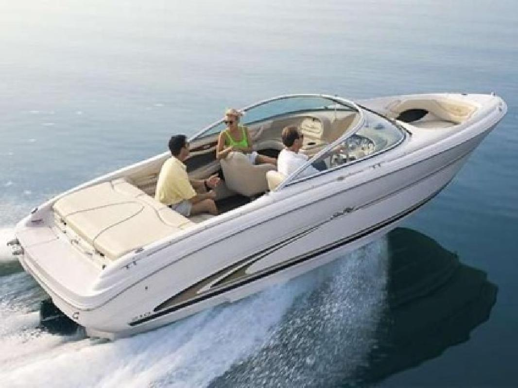 $11,500 21' Sea Ray 210 Signature Series for sale in Wilmington