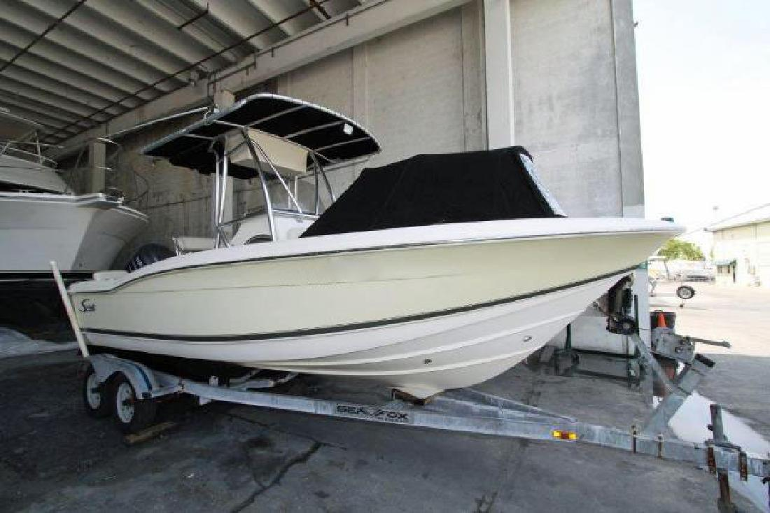 2006 21' Scout Boats 210 Sport Fish in Fort Lauderdale, Florida