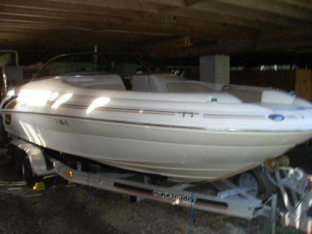 1999 - Sea Ray Boats - 210 Sundeck in Tampa, FL
