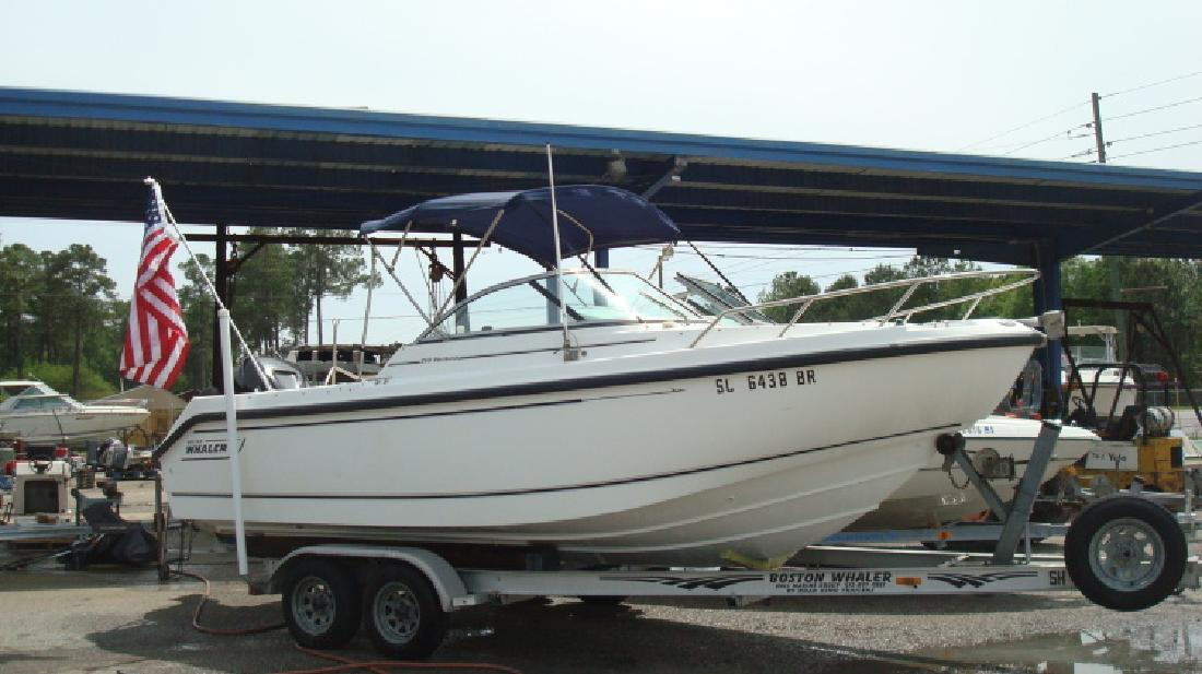2004 - Boston Whaler Boats - 210 Ventura in Hardeeville, SC