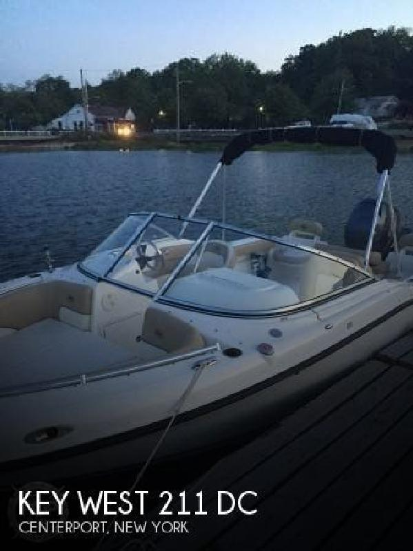 2014 Key West Boats 211 DC Centerport NY