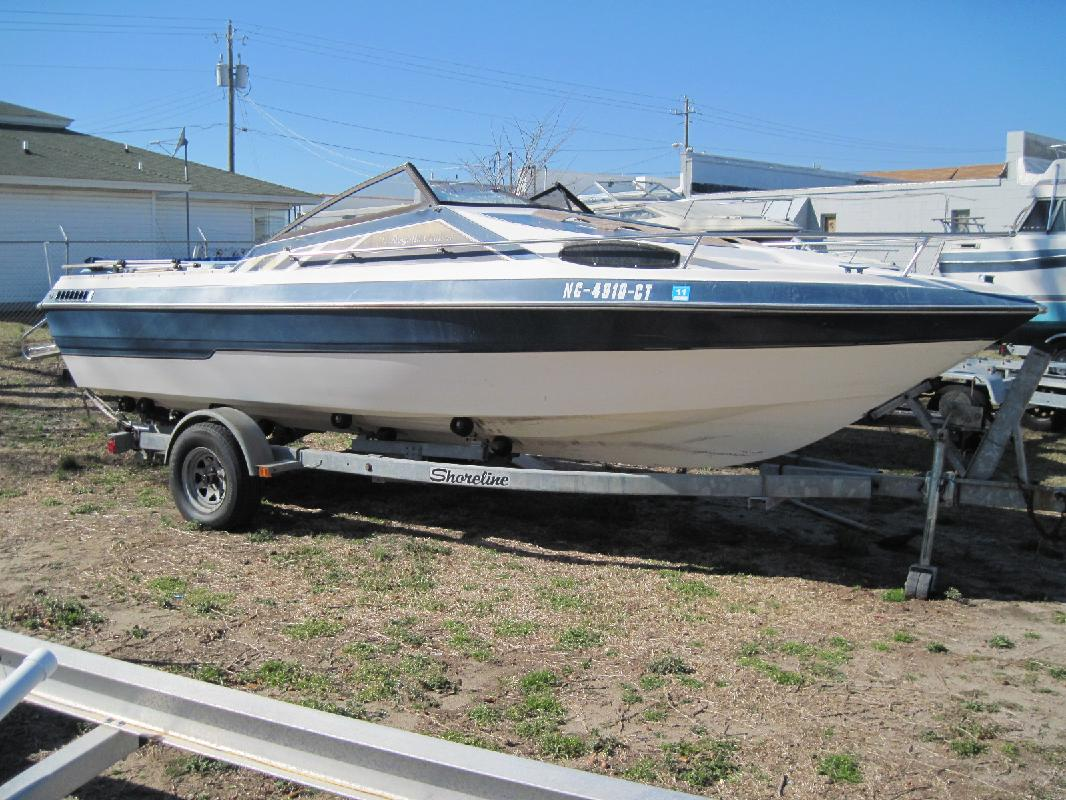1989 21' Glasstream Boats 211 REGATTA CRUISER