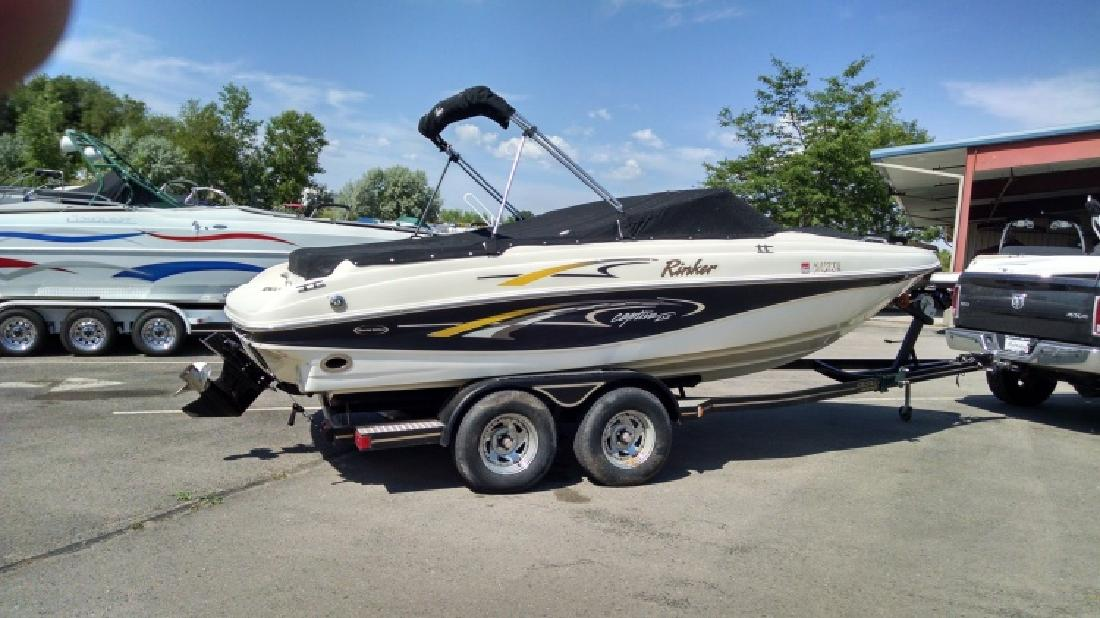 2001 Rinker Boats Captiva 212 Fort Collins CO