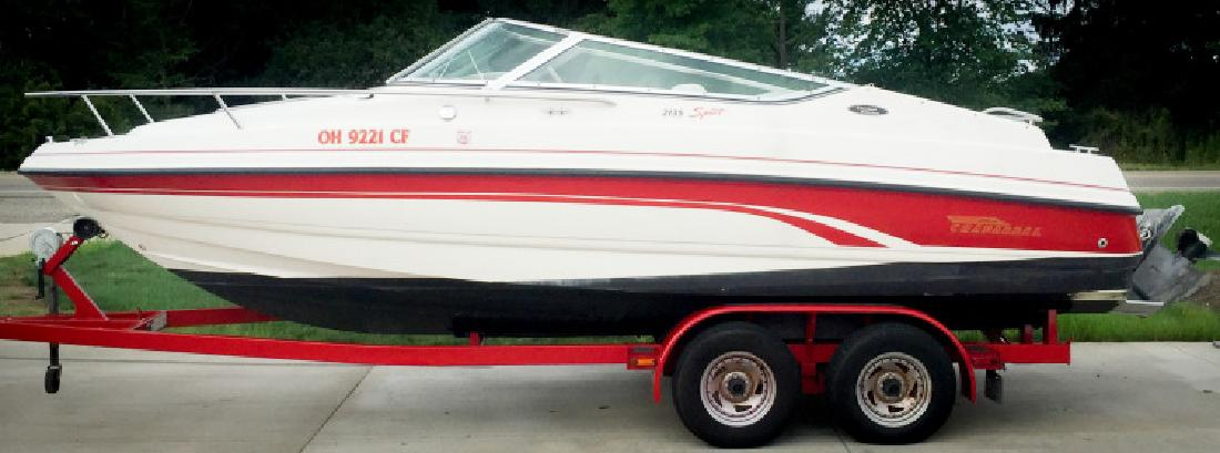 1998 - Chaparral Boats - 2135 SS in Rootstown, OH