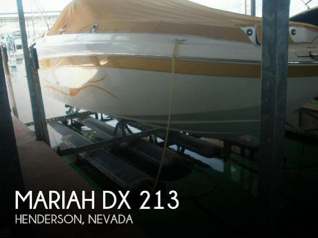 2006 Mariah Boats DX 213 Henderson NV