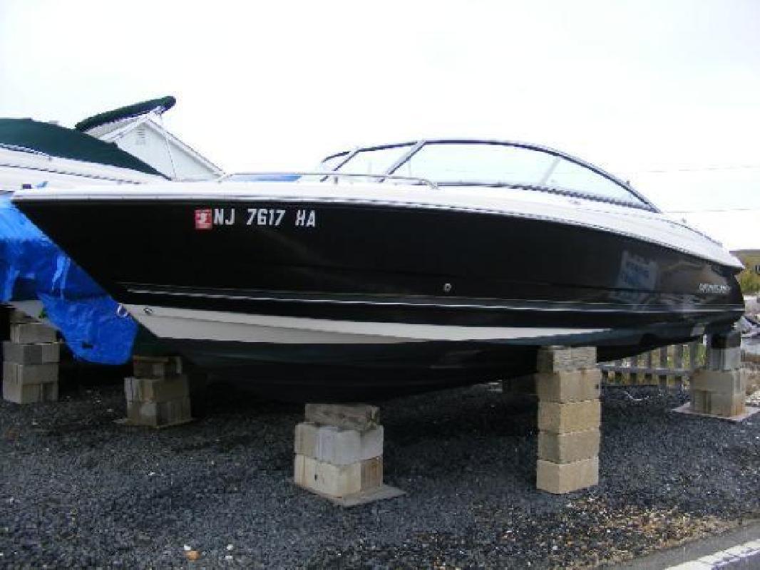 2008 21' Monterey Boats 214 FS Bowrider