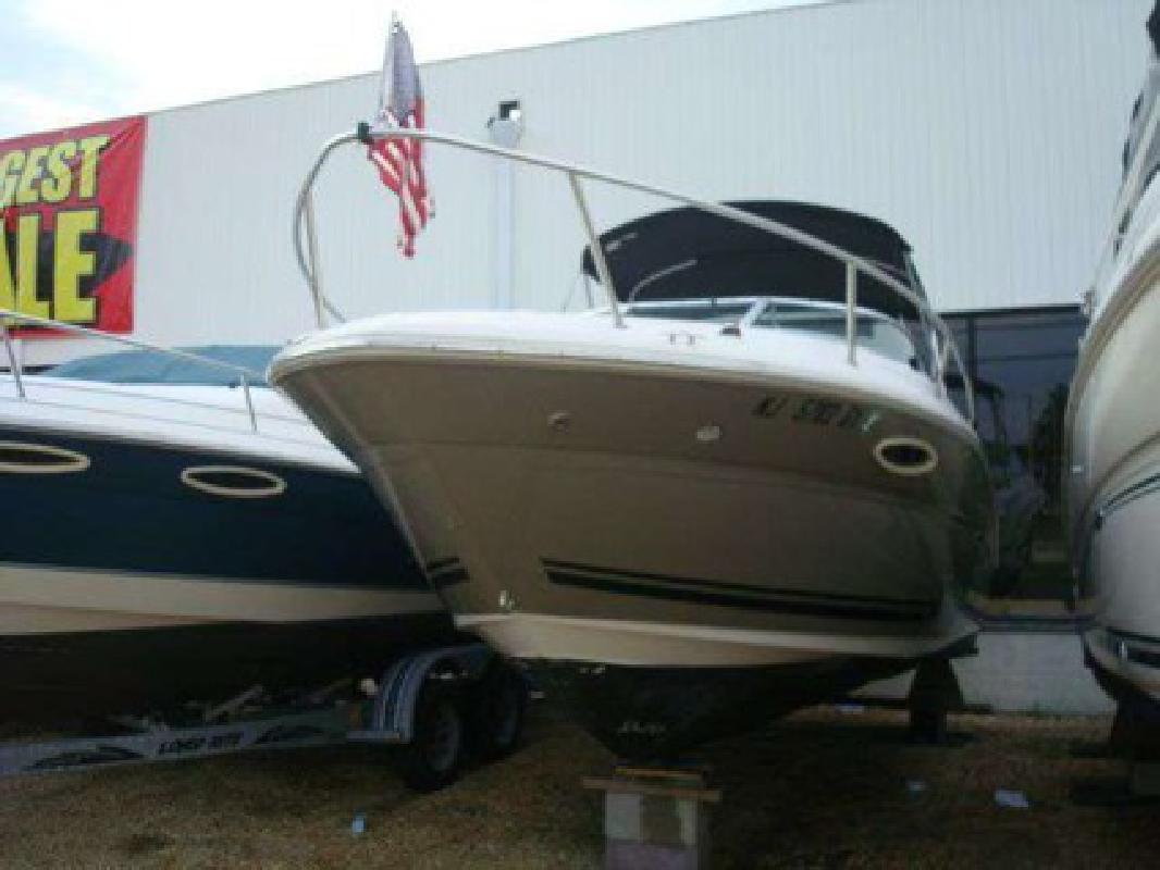 $22,500 2006 Sea Ray 215 WEEKENDER