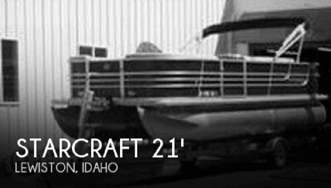 2013 Starcraft Marine Stardeck 216 Cruise-n-Fish Lewiston ID