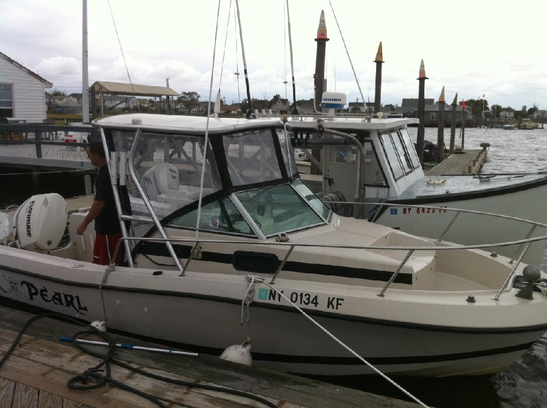 1987 21 39 chris craft 216 sea hawk for sale in broad for Seahawk boat paint