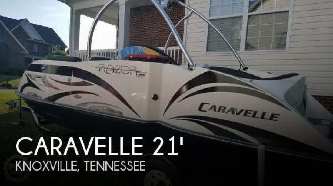 2014 Caravelle Boats Razor 219 UU Knoxville TN