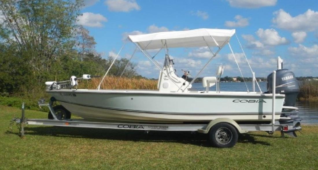 2012 - Cobia Boats - 21 Bay in Orlando, FL