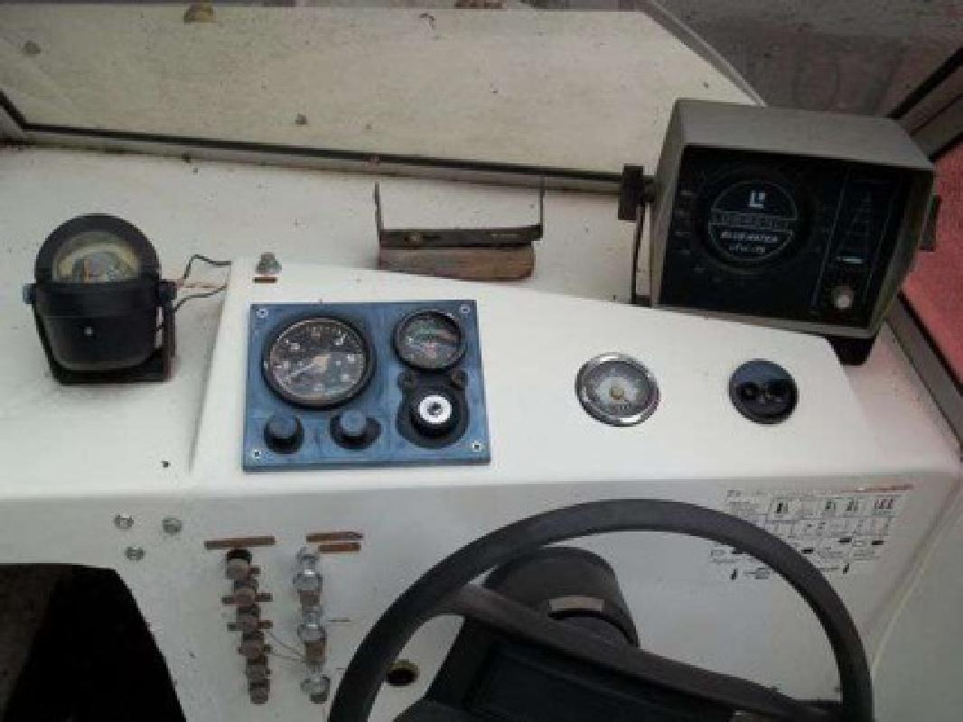 $900 1978 Angler Fishing Boat V 21 Cuddy Cabin (Essex)