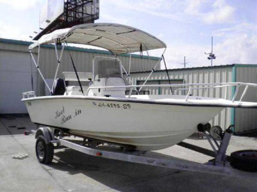 $8,995 1997 Carolina Skiff 21' Sea Chaser