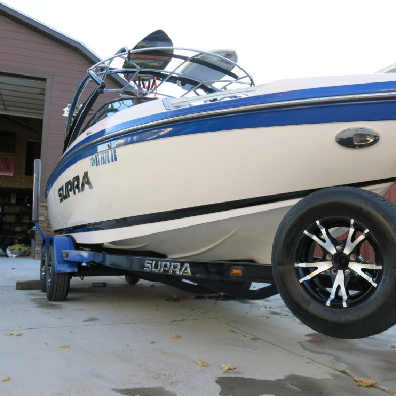 2012 - Supra Boats - Launch 21V in Salt Lake City, UT