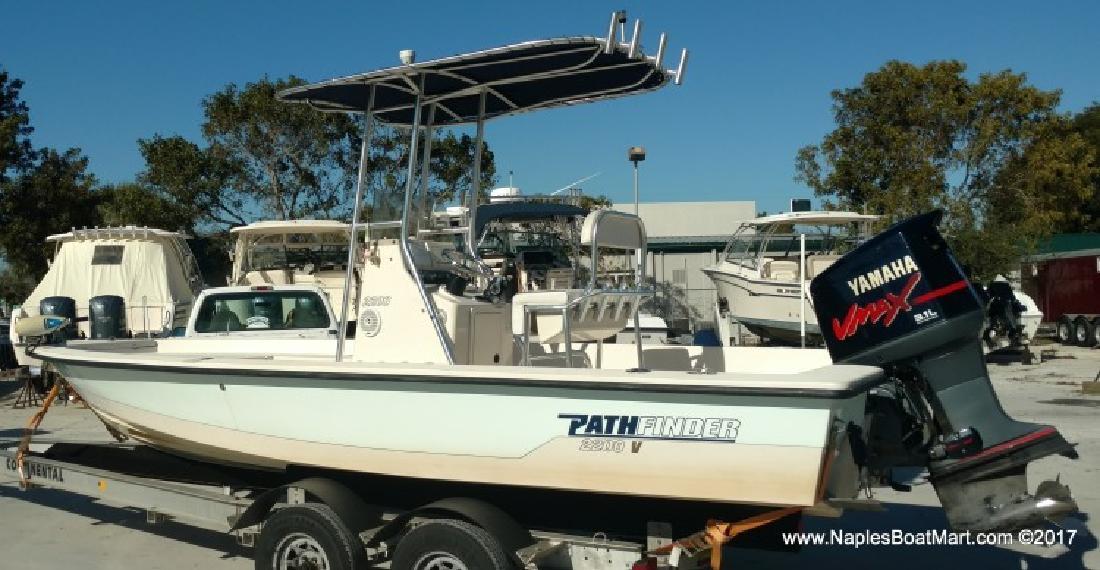2003 Pathfinder Boats 2200 Naples FL