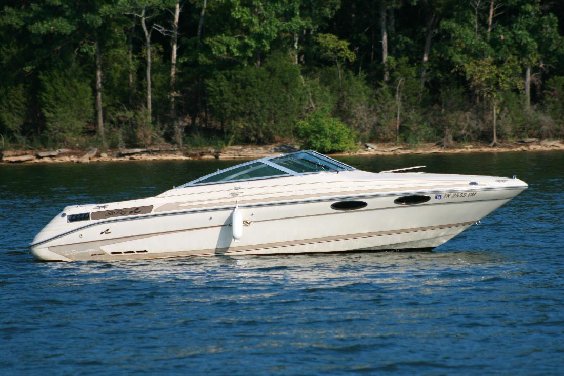 1994 22' Sea Ray 220 Overnighter Signature Series for sale in