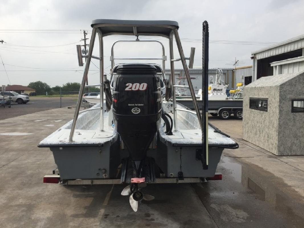 2013 - Dargel Boats - Skout 220 Pro in Donna, TX