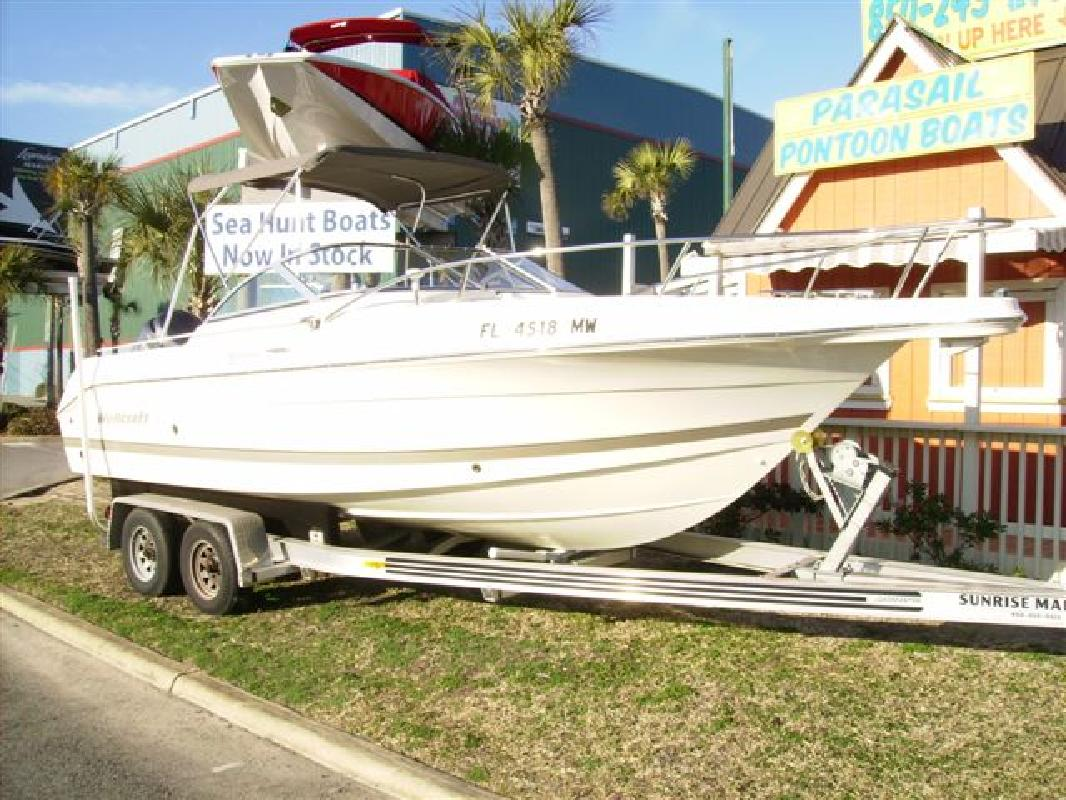 2005 22' Wellcraft 220 SPORTSMAN