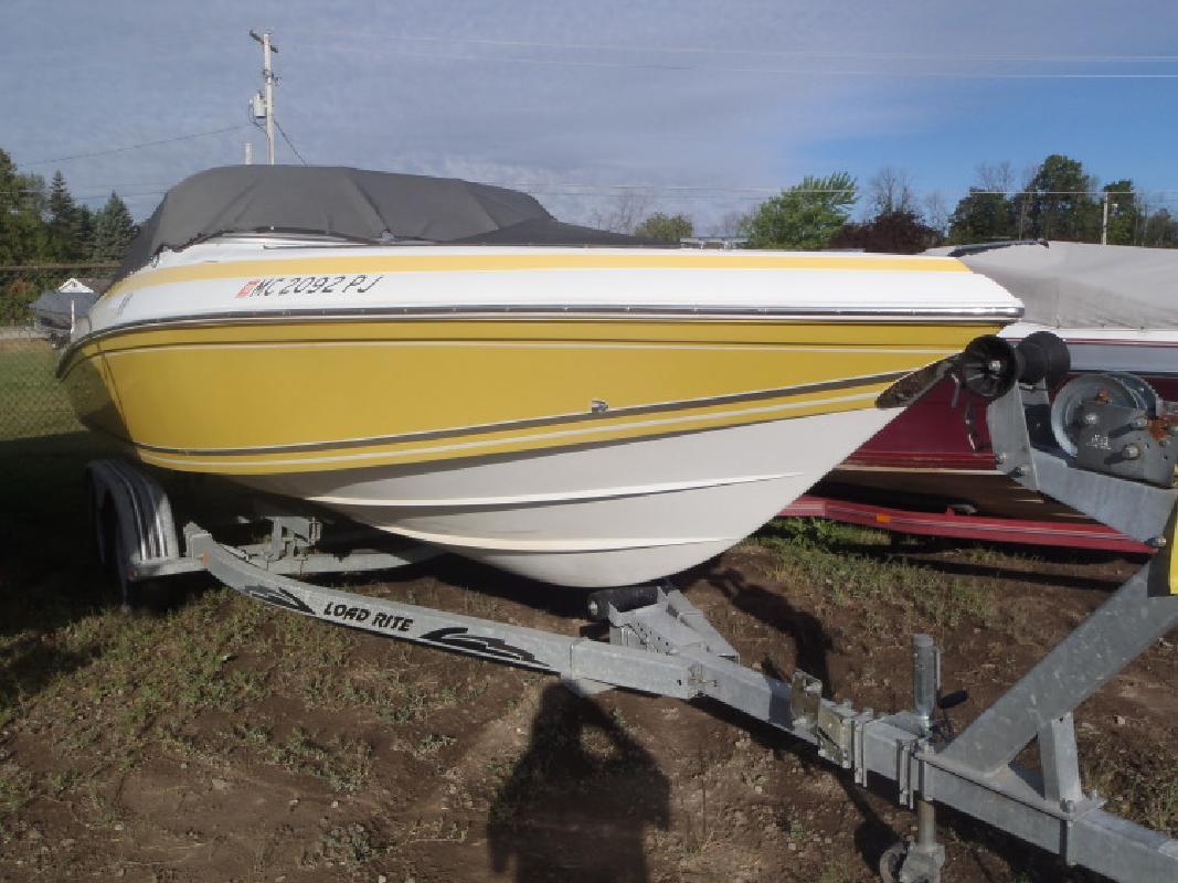 1992 - Cobalt Boats - Condurre 222 in Au Gres, MI