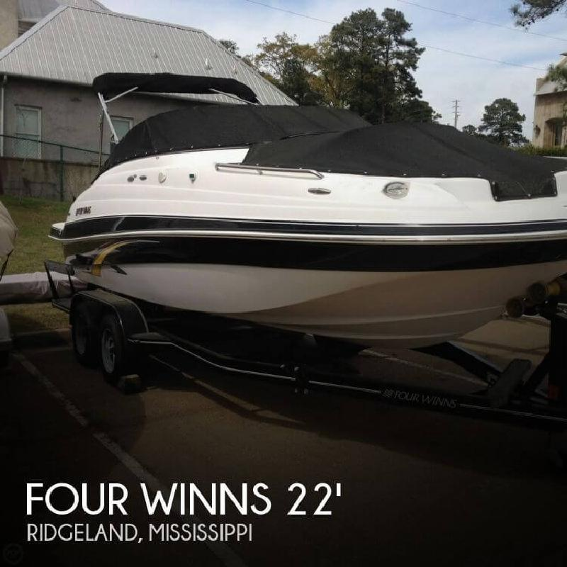 2007 Four Winns Boats 224 Funship Ridgeland MS