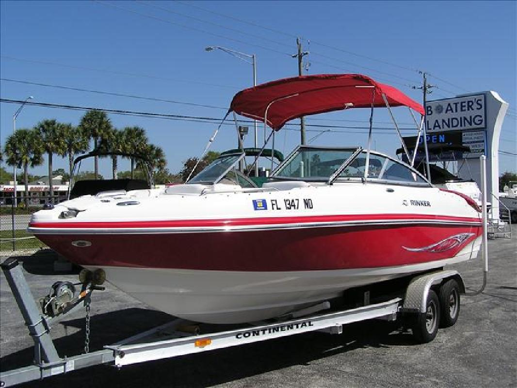 2006 23' Rinker Runabout 226 Captiva Bowrider. Contact the seller