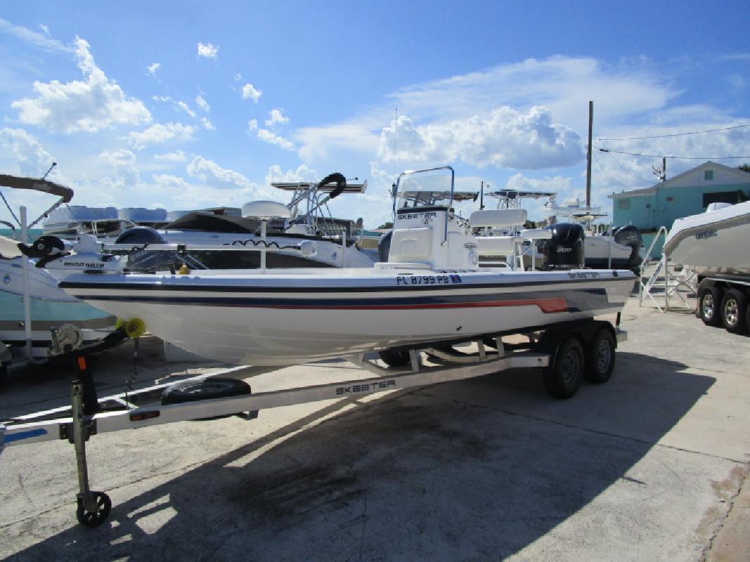 2010 Skeeter Boats ZX 22 BAY Rockledge FL