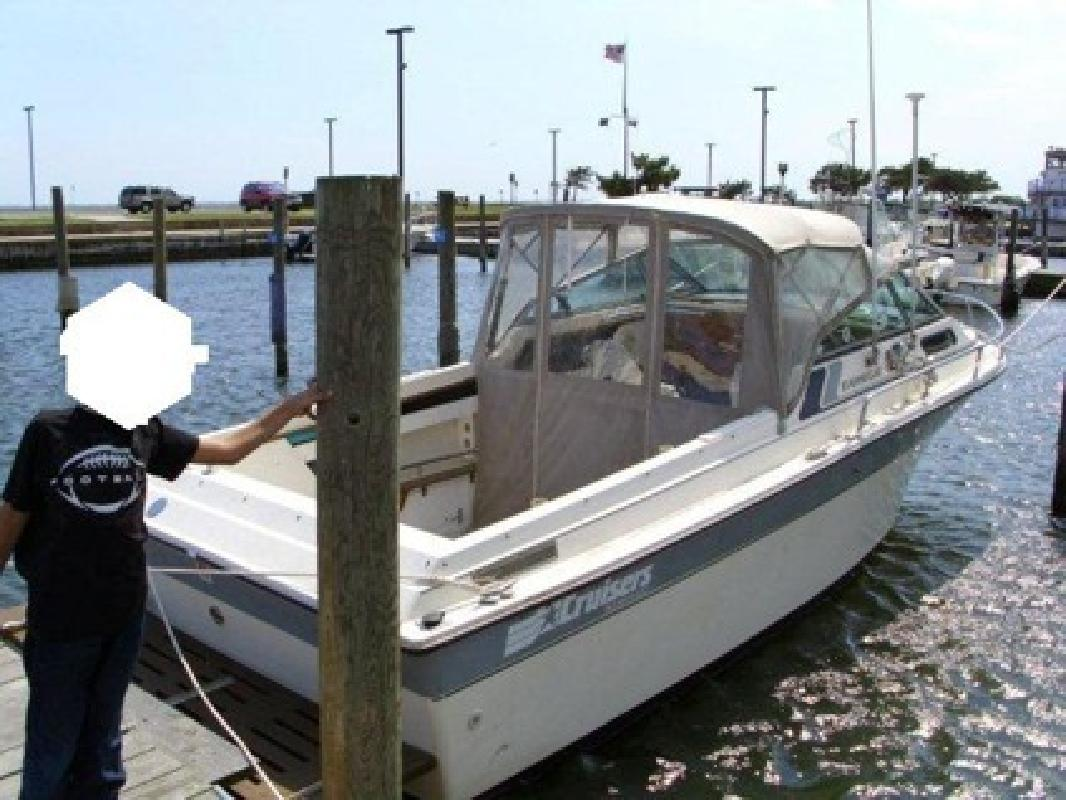 $8,500 OBO 1986 Cruiser Inc 22 Ft Barnegat