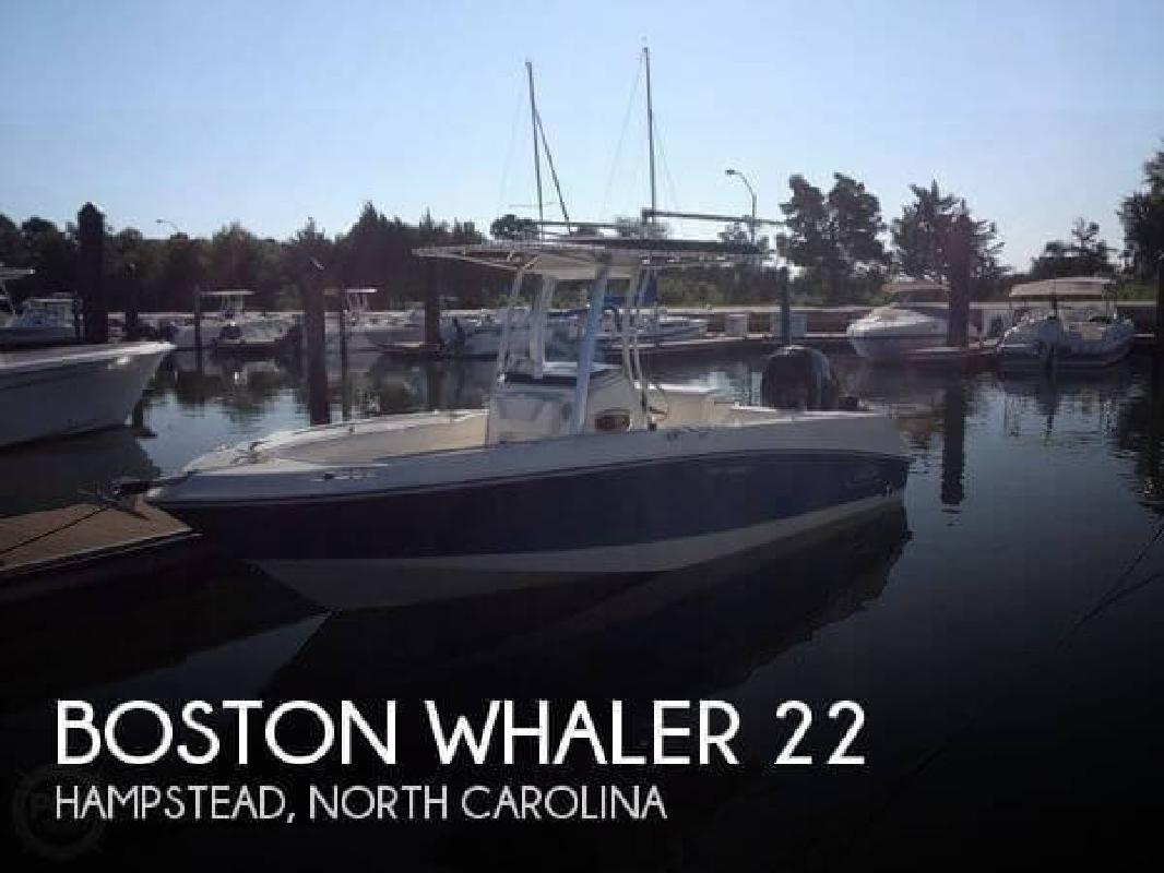 2012 Boston Whaler 22 Hampstead NC