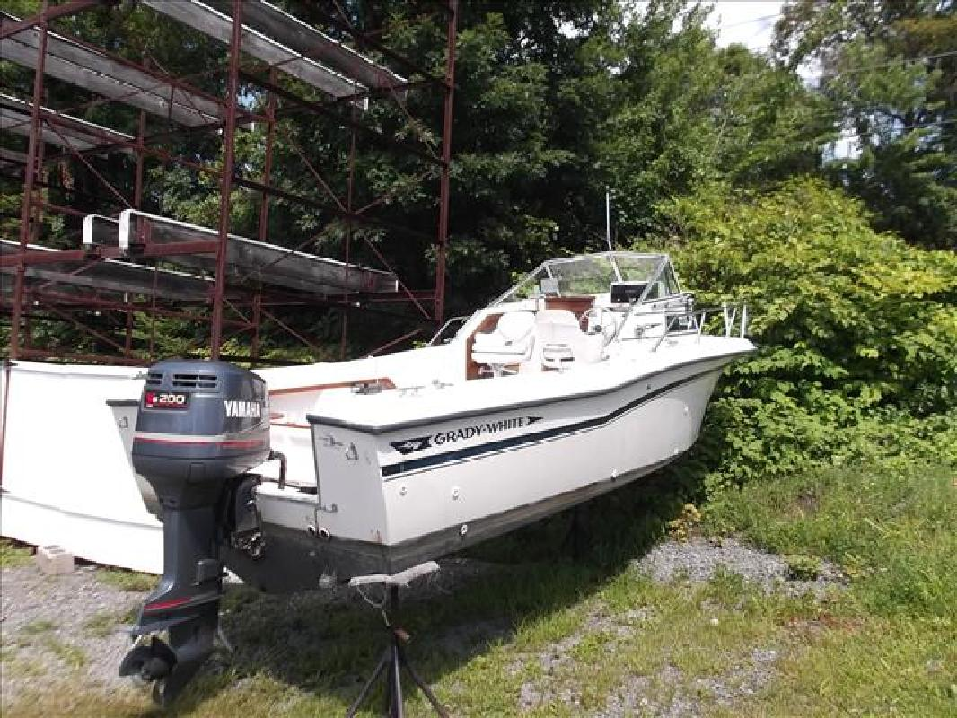 1985 22' Grady-White 22 SEAFARER for sale in New Milford