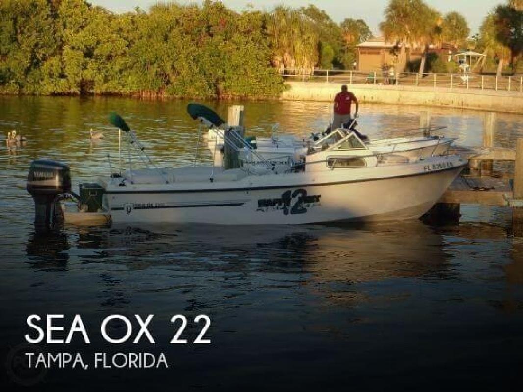 1984 Sea Ox 22 Tampa FL