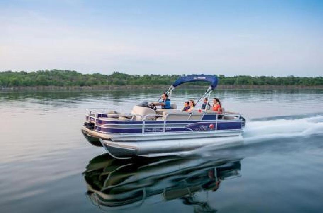 2015 Sun Tracker Fishin- Barge 22 XP3 Nicholasville KY