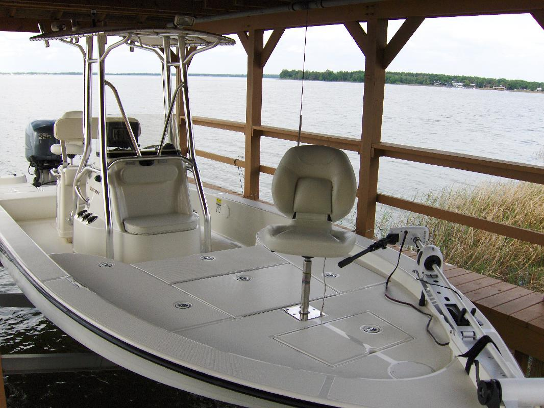 2006 23 39 ranger boats 2300 bay boat for sale in leesburg for Best places to fish in florida without a boat