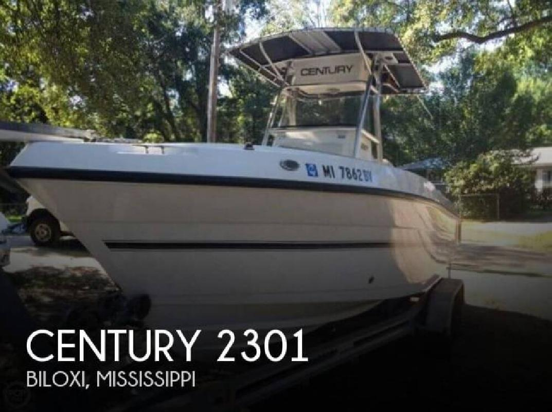2006 Century Boats 2301 Biloxi MS