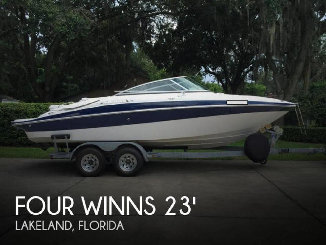 2005 Four Winns Boats 230 Horizon Lakeland FL for sale in